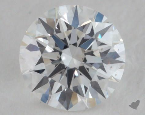 0.31 Carat E-VS2 Excellent Cut Round Diamond