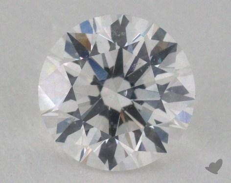 1.00 Carat F-SI2 Excellent Cut Round Diamond