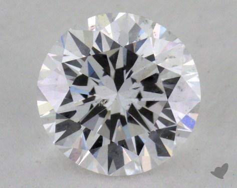 1.06 Carat E-SI2 Very Good Cut Round Diamond