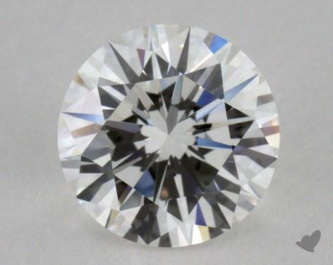 1.00 Carat F-VVS2 Excellent Cut Round Diamond