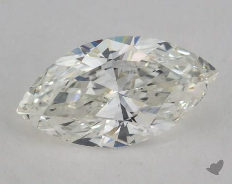 0.90 Carat H-VS1 Marquise Cut Diamond