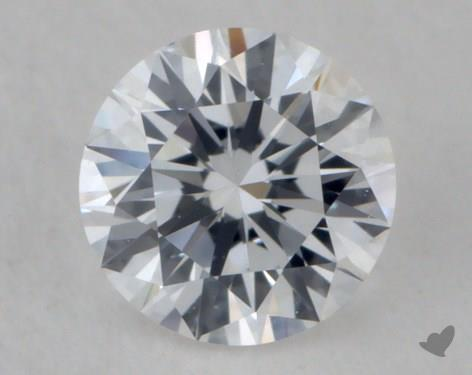 0.30 Carat D-VS2 Excellent Cut Round Diamond