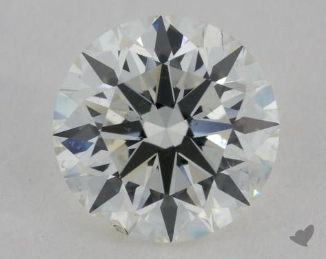 1.51 Carat I-SI2 Excellent Cut Round Diamond
