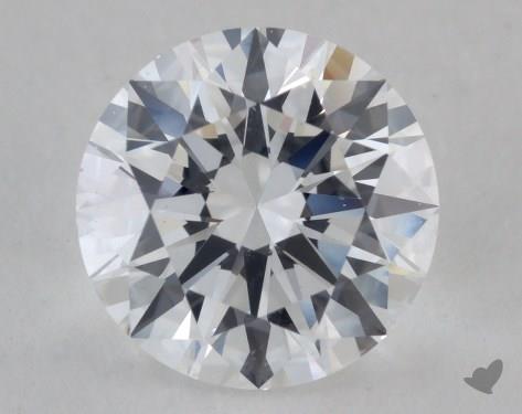 2.01 Carat E-SI1 Excellent Cut Round Diamond