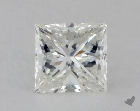 1.40 Carat H-VS1 Princess Cut  Diamond