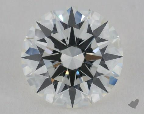 1.32 Carat H-VS2 Excellent Cut Round Diamond