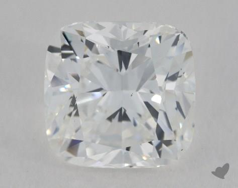 9.03 Carat E-VS2 Cushion Cut  Diamond