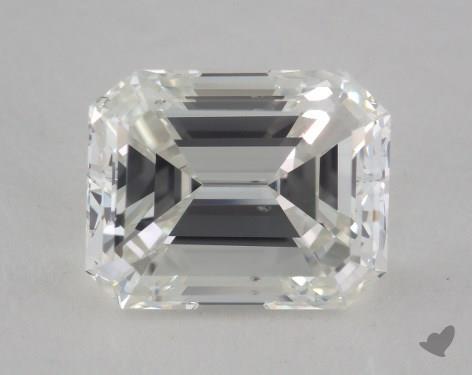 1.70 Carat H-VS2 Emerald Cut Diamond