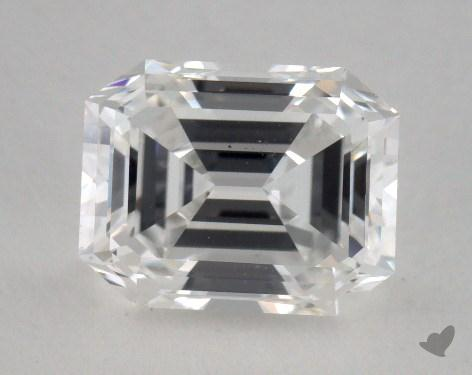 1.71 Carat E-VS2 Emerald Cut Diamond