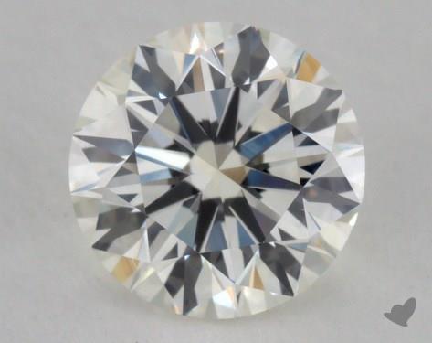 1.00 Carat J-VVS1 Excellent Cut Round Diamond