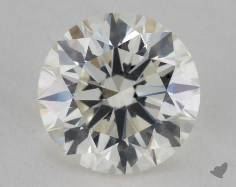 1.00 Carat J-VS2 Excellent Cut Round Diamond