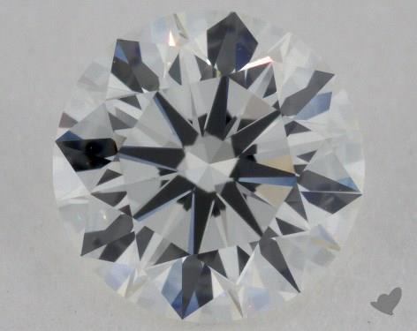 1.00 Carat H-VVS1 Excellent Cut Round Diamond