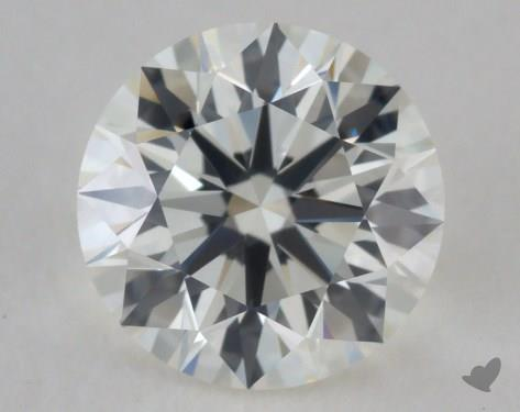 1.01 Carat I-IF Excellent Cut Round Diamond