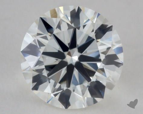 1.01 Carat H-VS2 Very Good Cut Round Diamond