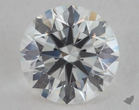 1.01 Carat G-VS2 Excellent Cut Round Diamond