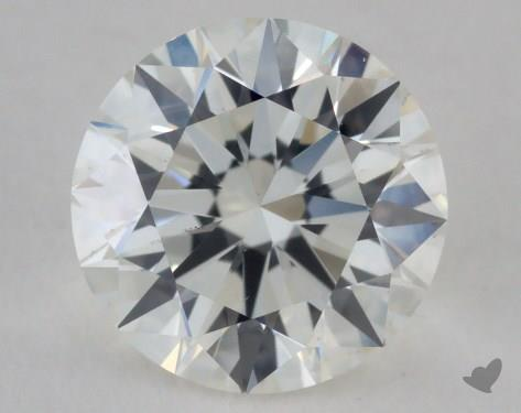 1.01 Carat H-VS1 Excellent Cut Round Diamond