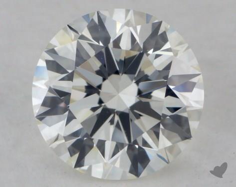 1.03 Carat J-VVS1 Excellent Cut Round Diamond