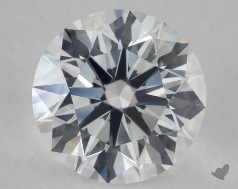 1.31 Carat G-VVS2 Excellent Cut Round Diamond