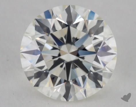 1.40 Carat J-VVS1 Excellent Cut Round Diamond