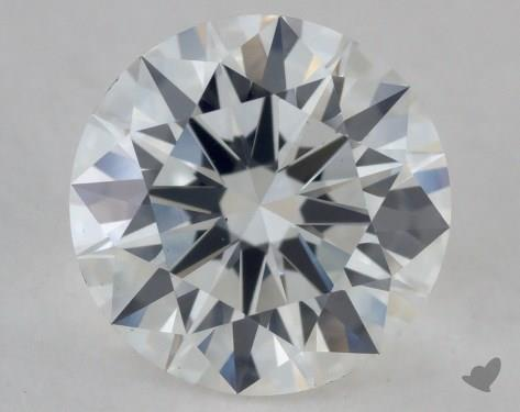 1.39 Carat F-VS1 Excellent Cut Round Diamond