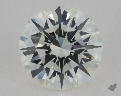1.40 Carat J-VVS1 Excellent Cut Round Diamond