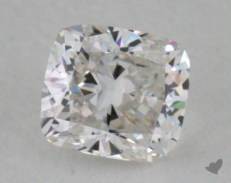 0.58 Carat F-SI2 Cushion Cut  Diamond