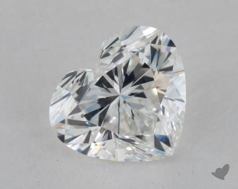 2.01 Carat E-VS1 Heart Shape Diamond