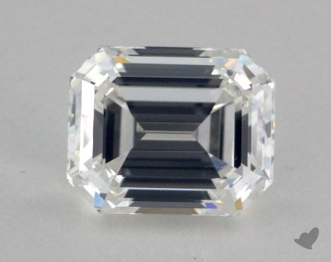 1.52 Carat G-VS1 Emerald Cut Diamond