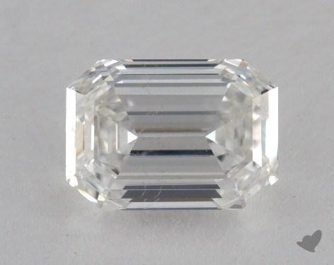 1.54 Carat G-SI1 Emerald Cut  Diamond