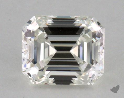 1.03 Carat H-VVS1 Emerald Cut Diamond