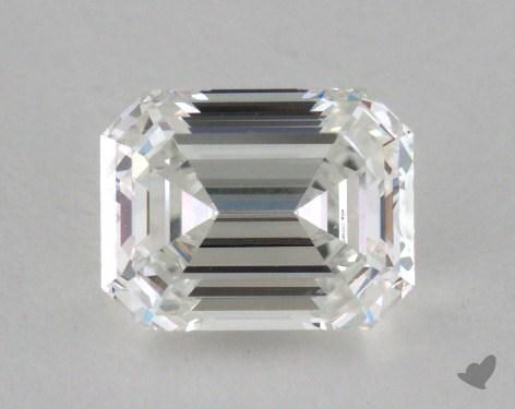 1.04 Carat G-VS2 Emerald Cut Diamond