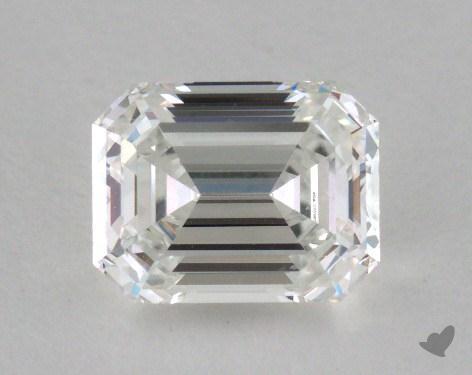 1.04 Carat G-VS2 Emerald Cut Diamond