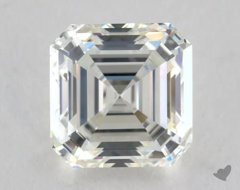 2.50 Carat H-VVS2 Asscher Cut Diamond