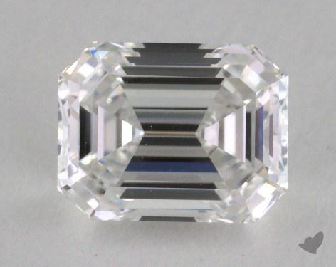 1.20 Carat F-VVS1 Emerald Cut Diamond