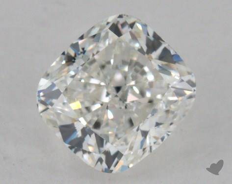 1.00 Carat H-VS2 Cushion Cut Diamond