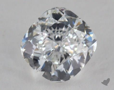 1.01 Carat D-VVS2 Cushion Cut Diamond