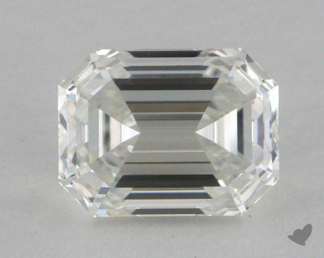 1.21 Carat I-VS1 Emerald Cut  Diamond