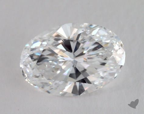 6.04 Carat E-VS2 Oval Cut Diamond
