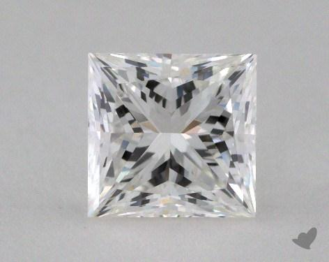 1.21 Carat G-VVS1 Ideal Cut Princess Diamond
