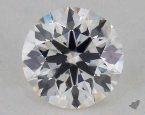 0.31 Carat I-SI2 Ideal Cut Round Diamond