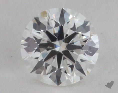 0.30 Carat G-SI1 True Hearts<sup>TM</sup> Ideal Diamond