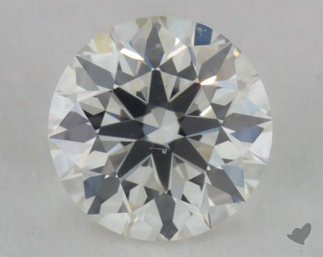 0.33 Carat H-SI2 Ideal Cut Round Diamond