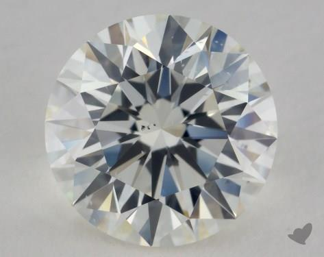 2.11 Carat I-VS2 Excellent Cut Round Diamond