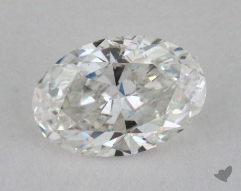 0.99 Carat G-I1 Oval Cut Diamond