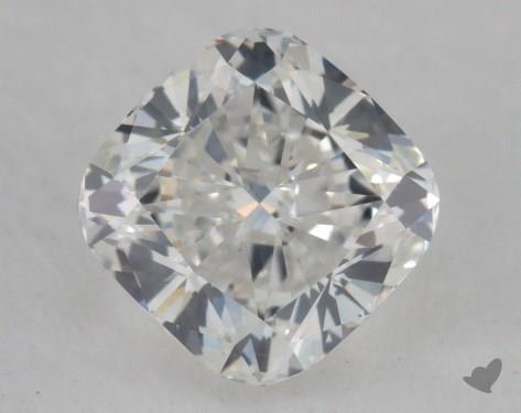 0.76 Carat G-VS1 Cushion Cut Diamond