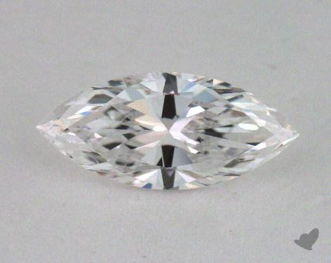 1.00 Carat D-I1 Marquise Cut Diamond