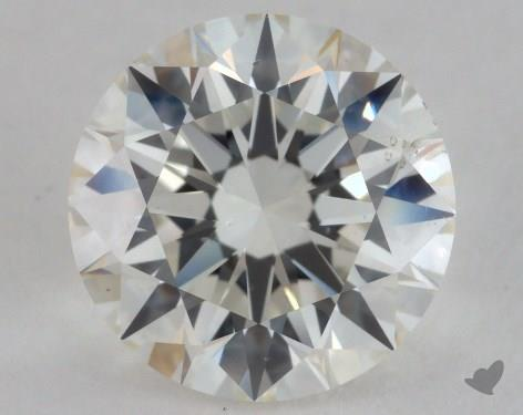 2.20 Carat J-SI1 Excellent Cut Round Diamond