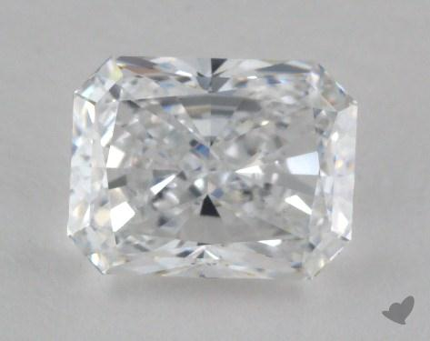 2.02 Carat D-VS1 Radiant Cut Diamond