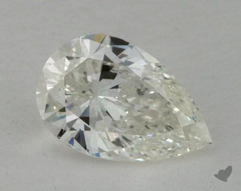 0.95 Carat J-I1 Pear Shape Diamond