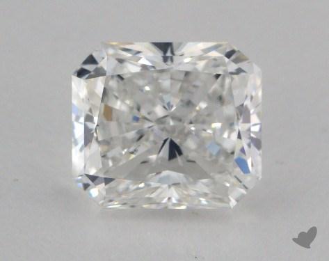 1.52 Carat F-SI1 Radiant Cut Diamond